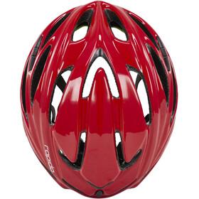 Kask Rapido Kask rowerowy, red